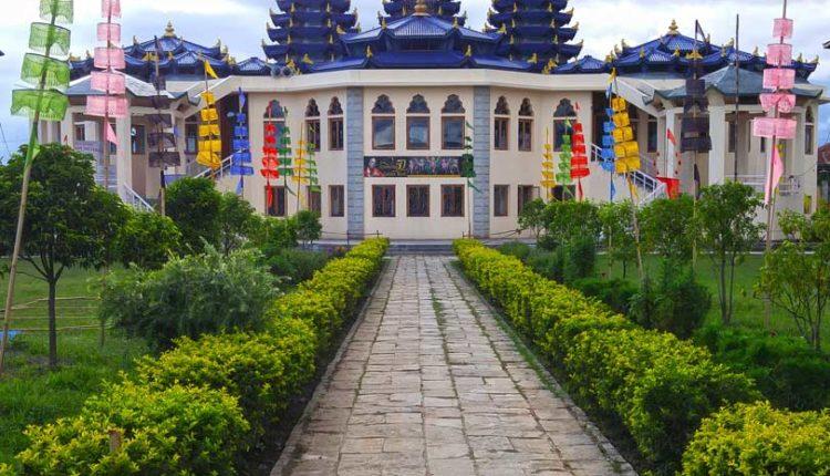 ISKCON Temple, Manipur