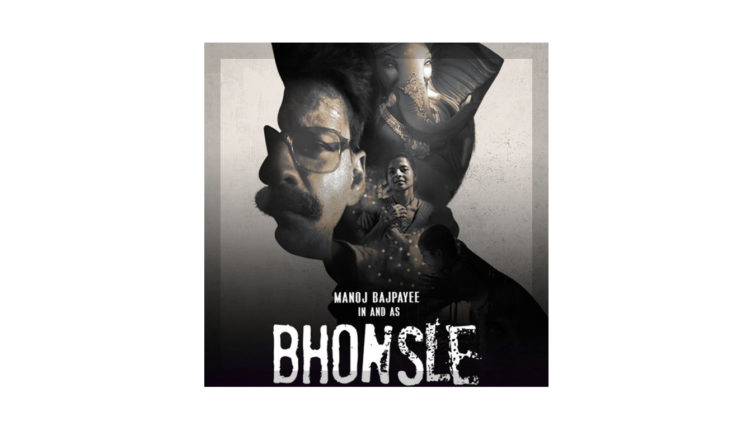 Manoj Bajpayee in and as BHONSLE