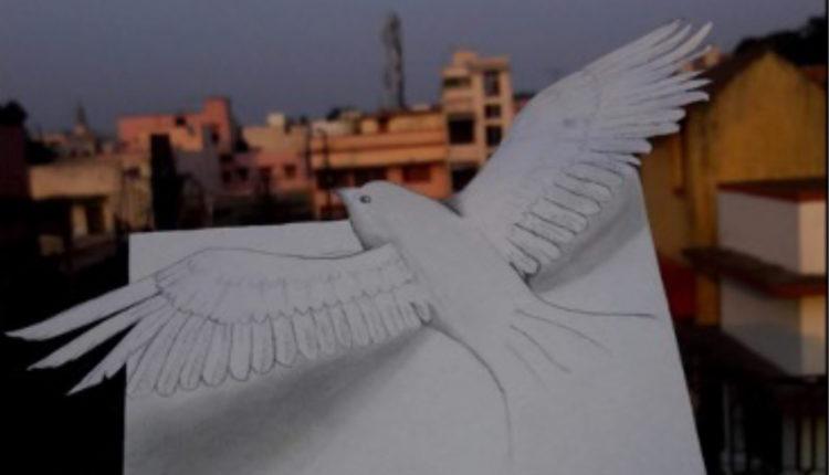 3D art by Sreyashi Dutta