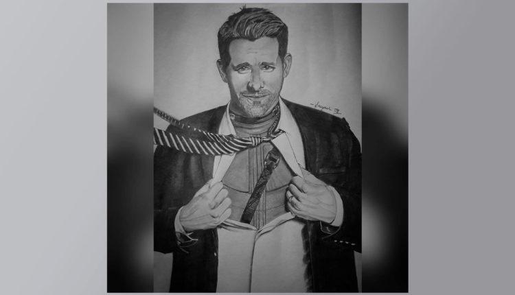 The man behind Deadpool, Ryan Reynolds!