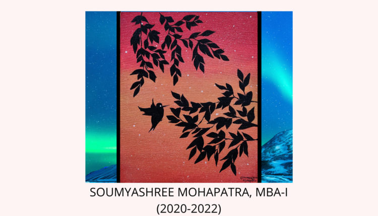 Painting with Poster colours By - Soumyashree Mohapatra