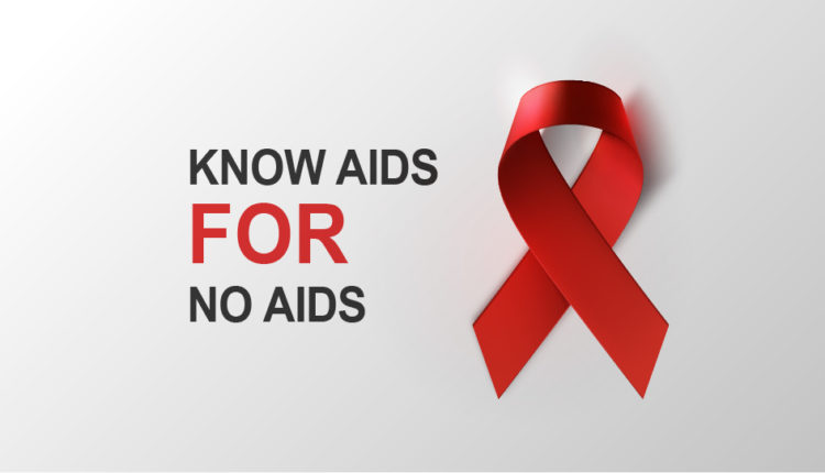 Know Aids for No Aids
